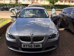 2006 bmw 3 series e92 325i with i drive and satnav full service