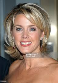 hair styles for deborha on every body loves raymond deborah norville during rita hayworth gala benefiting the