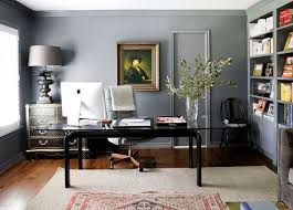 grey home interiors best 25 gray home offices ideas on grey study desks