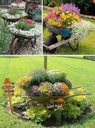 Garden Flowers Ideas Top 30 Stunning Low Budget Diy Garden Pots And Containers