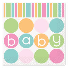Baby Shower Pastel - pastel baby shower decorations