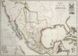 map usa y mexico a continent divided the u s mexico war