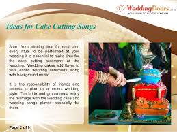 wedding cake cutting songs ideas for cake cutting songs 2 638 jpg cb 1456823361