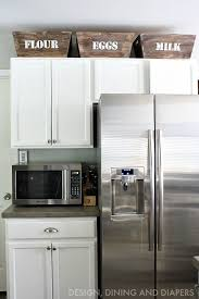 ideas for tops of kitchen cabinets img 4159 thumb 5b4 5d jpg imgmax 800 how to decorate top of kitchen