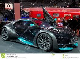 citroen concept cars revolt citroen concept car editorial image image of modern 16567055