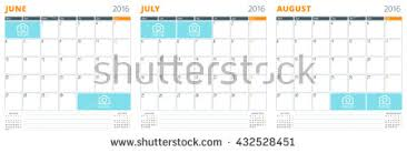 august 2016 planner stock photos royalty free images u0026 vectors