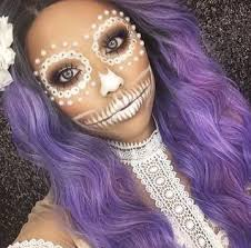 5 unique sugar skull makeup tutorials for weekend