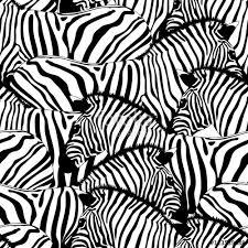 zebra seamless pattern animal ornament animal