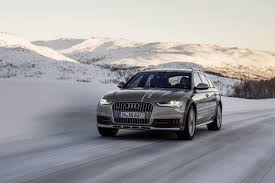 northern audi huntingthelight with matrix led technology in the audi a6 allroad