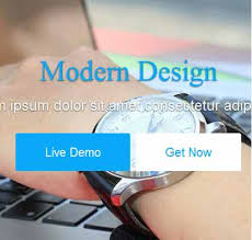 bikin u2013 free bootstrap landing page template awesome bootstrap