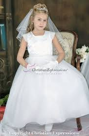designer communion dresses communion dress sewn pearls designer communion