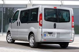 2011 opel vivaro specs and photos strongauto