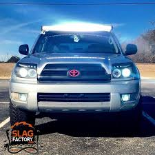 4th gen 4runner led tail lights n fab 10 18 toyota 4 runner roof mounted 50 series led brackets