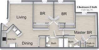 3 bed 2 bath apartment in cortland il cortland estates