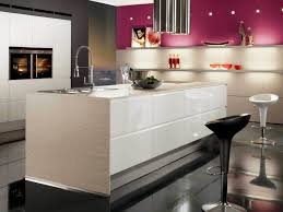 Kitchen With Bar Table - sink u0026 faucet beautiful modern kitchens on simple interior