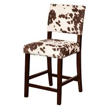 Upholstered Bar Stools With Backs Rustic Genuine Leather Bar Stools With Backs On Wood Flooring Of