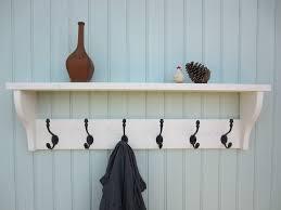 coat hook shelf ebay