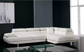 leather sectional sofas to complete your living room image