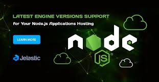 node js node js hosting in containers latest versions support at jelastic paas