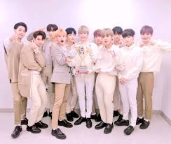 Wanna One Wanna One Gets 1st Win For Boomerang On Show Chion Soompi