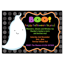 invitation to halloween party u2013 festival collections