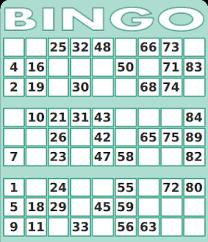 free printable number bingo card generator