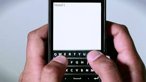 blackberry keyboard for android blackberry 10 vs iphone android windows phone touch keyboard