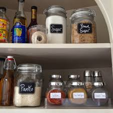 haute on the hill simplify your kitchen the spice jar project