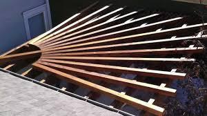installing a pergola how to build a pergola pergola contractors