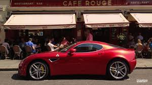 alfa romeo 8c beautiful alfa romeo 8c in london youtube