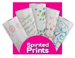 sparkle spirited prints printed paper towels sparkle sparkle