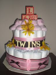 twin diaper cake ideas 8476 baby shower cake ideas fo