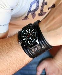 mens bracelet wrist watches images The 266 best mens wrist watch leather bracelet images jpg