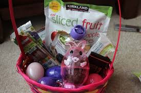 basket ideas healthy easter basket ideas without candy no junk either
