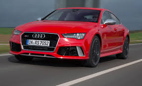 audi price 2016 audi rs7 first drive u2013 review u2013 car and driver