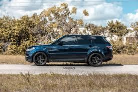 range rover black range rover sport velgen wheels classic5 satin black 22x10 5