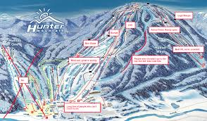 Mt Snow Trail Map Trail Map Guides Skiing