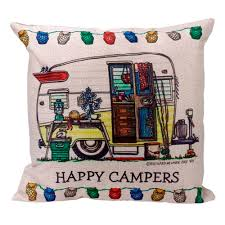 buy happy camper cushion covers and get free shipping on