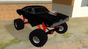 lexus monster truck 1969 dodge charger monster truck for gta san andreas