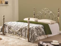 wrought iron daybed with trundle doherty house what make iron