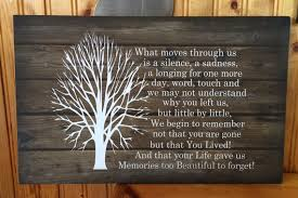 bereavement gift ideas sympathy gift beautiful memories beautiful soul wood sign