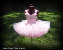 Ballerina Halloween Costume Ballerina Costume Etsy