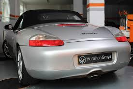 used 2002 porsche boxster 986 96 04 24v for sale in