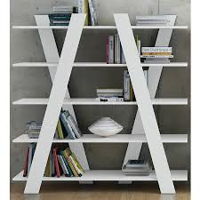 Contemporary Shelving Wind White Shelving Unit By Temahome Eurway Modern