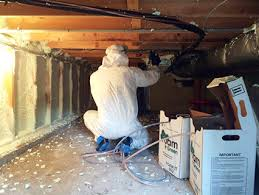 How To Insulate Your Basement by How To Insulate A Crawlspace