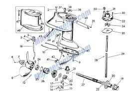 marine engine parts diagram marine wiring diagrams instruction