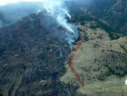 Wild Fires Near Merritt by B C Wildfire Reporting Progress On Oliver Wildfires Infonews Ca