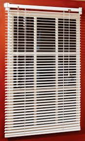 amazon com magne 40 inch vinyl mini blind with 1 inch slats and
