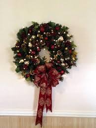 cordless lighted wreath cordless battery powered cordless