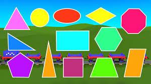 shapes for kids kindergarten children grade 1 learn about 2d